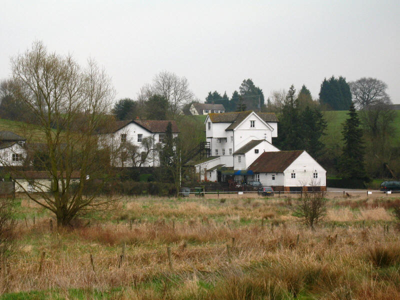 Gaston Green mill, River Stort