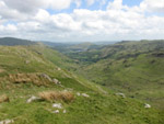 Far Easedale in the Lake District