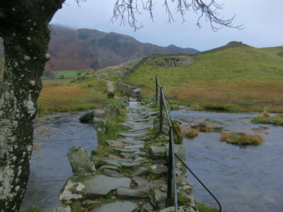 Slater Bridge in Little Langdale